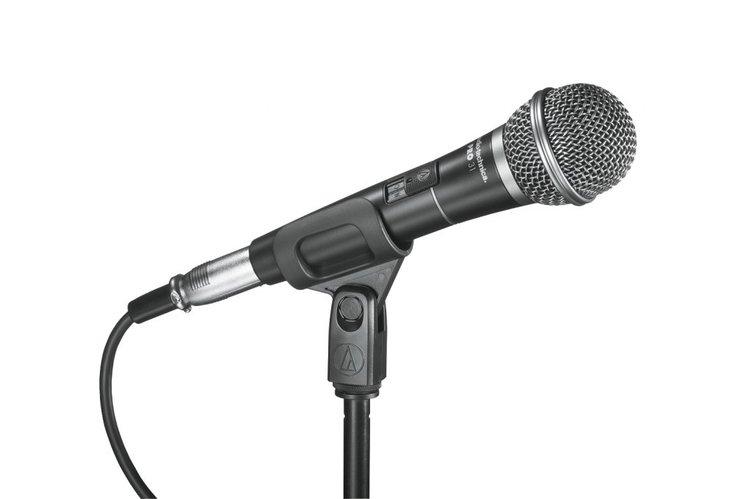 Динамический микрофон Audio-Technica PRO 31QTR technica audio technica головка ath msr7se установлена портативная гарнитура с высоким разрешением качества hifi