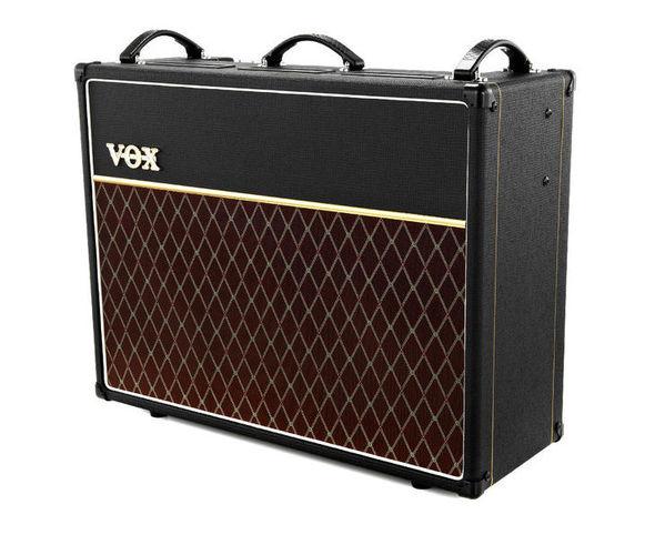 Комбо для гитары VOX AC15C2 Twin комбо для гитары vox mini5 rhythm iv