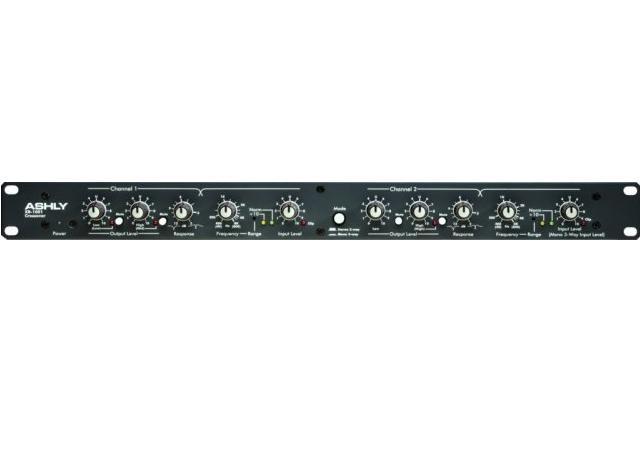 Кроссовер для звука Ashly XR-1001 кроссовер