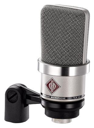 Микрофон с большой мембраной для студии Neumann TLM 102 микрофон с маленькой мембраной neumann km 184