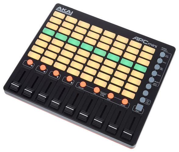 MIDI, Dj контроллер AKAI APC mini