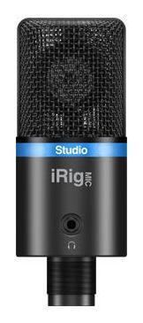 iPad/iPhone микрофон IK Multimedia iRig Mic Studio микрофон defender mic 142 64142