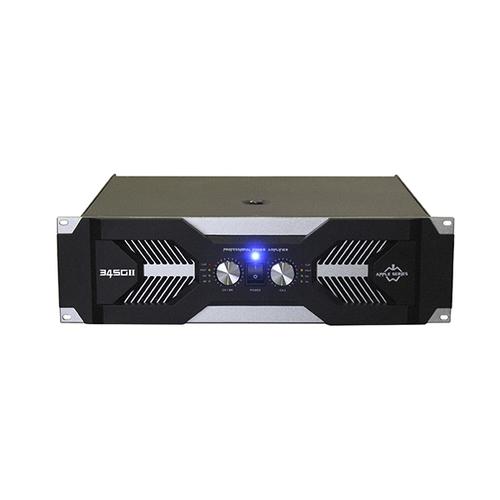 Усилитель мощности до 800 Вт (4 Ом) Biema Apple3450II усилитель мощности до 800 вт 4 ом crown xls 1002