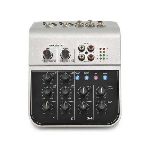 Аналоговый микшер Soundking MIX02-1A soundking h18s
