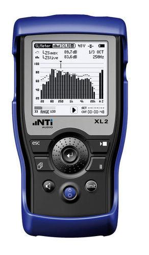 Устройство для измерения звука NTI Audio XL 2 автобагажник для мицубиси аутлендер xl 2