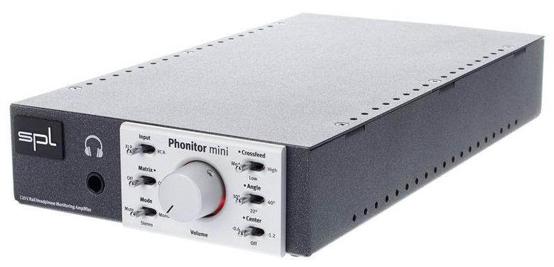 купить Усилитель для наушников SPL Phonitor mini недорого