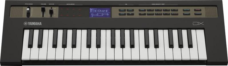Синтезатор и звуковой модуль Yamaha Reface DX внешний звуковой модуль егерь авзм без кабеля