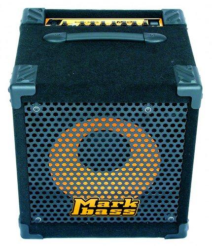 Усилитель, кабинет и комбо для бас-гитары Markbass Mini CMD 121P комбо для гитары boss katana mini