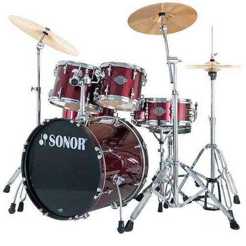 Акустическая ударная установка Sonor SMF 11 Combo Set WM 11228 Smart Force кахона sonor 90633200 tcb thrasher cowbell box