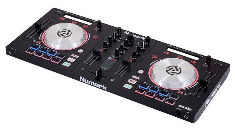 MIDI, Dj контроллер Numark MIXTRACK PRO III цена и фото