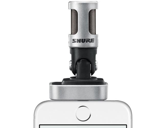 iPad/iPhone микрофон Shure MV88 микрофон для конференций shure mx412 c