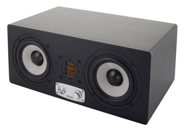 Активный студийный монитор EVE audio SC305 активный студийный монитор jbl lsr 305 white limited edition