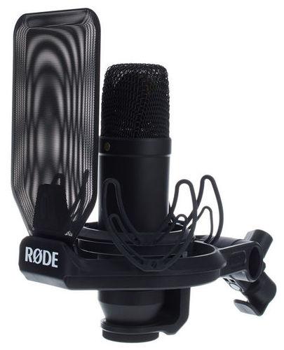 Фото Микрофон с большой мембраной для студии RODE NT1-Kit