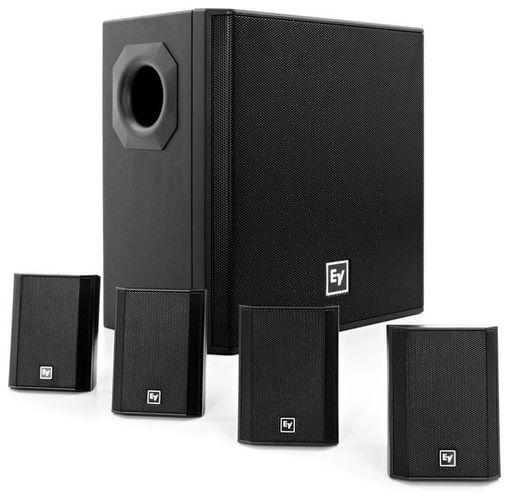 Инсталляционный комплект Electro-Voice EVID S44 Music Speaker System Bk electro voice electro voice elx118