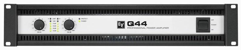 Усилитель мощности до 800 Вт (4 Ом) Electro-Voice Q44-II усилитель мощности до 800 вт 4 ом crown xls 1002