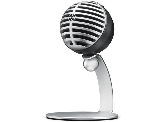 все цены на USB микрофон Shure MV5 онлайн