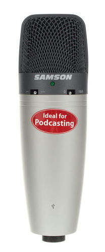 USB микрофон Samson C03U samson rh600