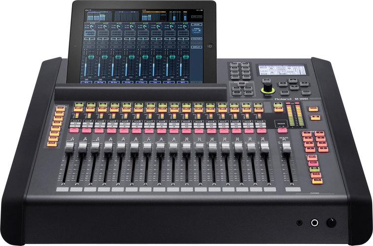 Цифровой микшер Roland M-200i roland stika sv 8