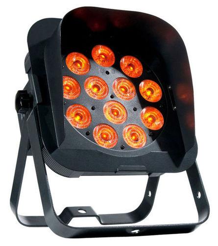 Прожектор LED  PAR 56 AMERICAN DJ FLAT PAR QA12XS chauvet dj slim par quad 6 irc