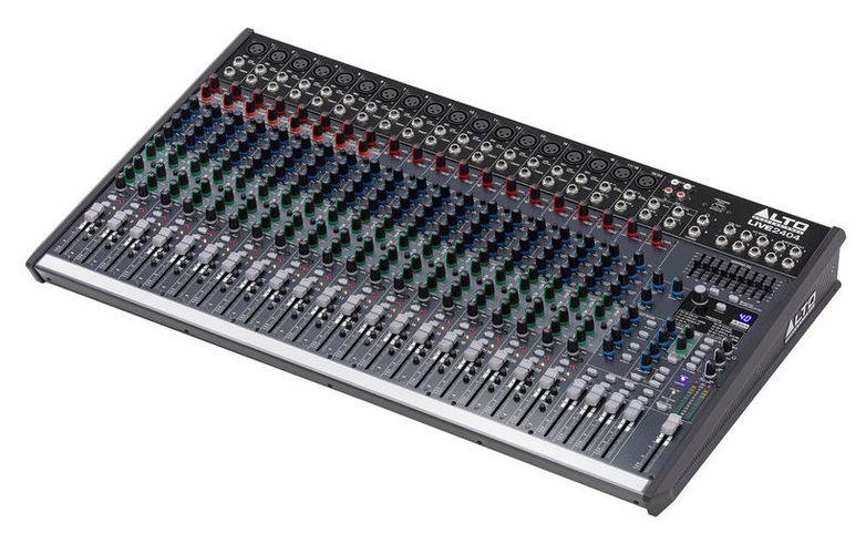 24-канальный микшер Alto Live 2404 цена и фото