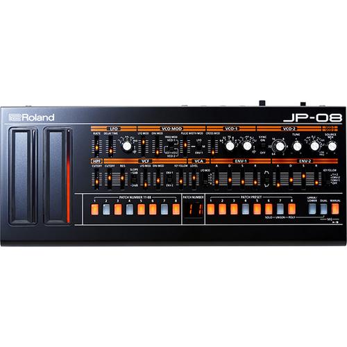Звуковой модуль Roland JP08 внешний звуковой модуль егерь авзм без кабеля