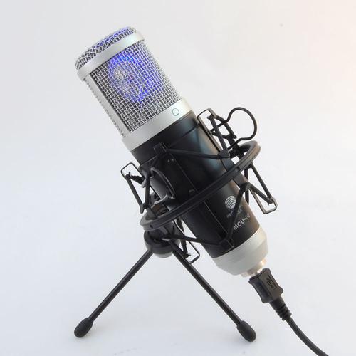 USB микрофон Recording Tools MCU-02 напильник truper т 15240