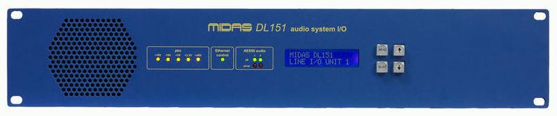 все цены на Stage box MIDAS DL151 онлайн