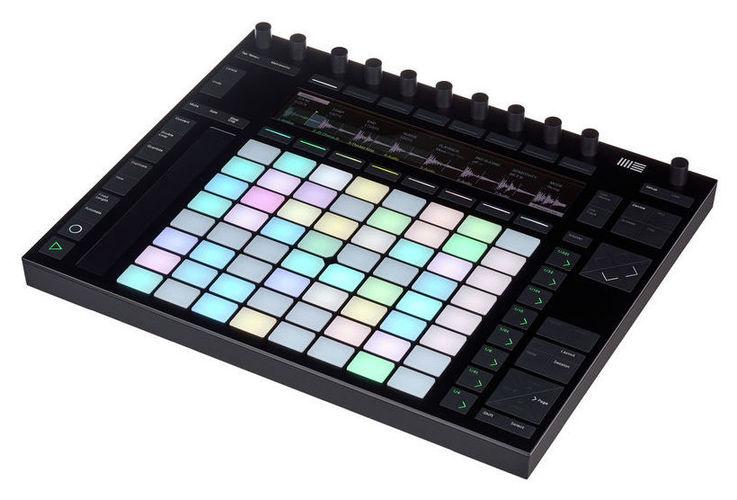 MIDI, Dj контроллер Ableton Push 2 контроллер серверный
