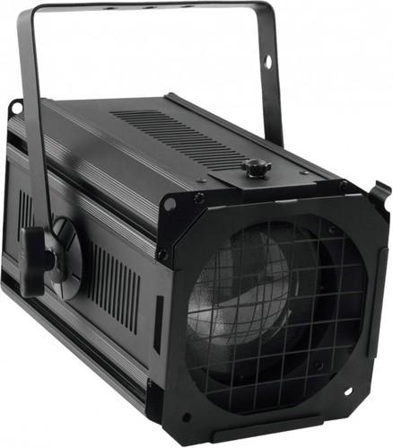 Театральное оборудование EUROLITE THEATRE 650-1000 SPOT ANTIHALO BLACK генератор дыма eurolite dynamic fog 600