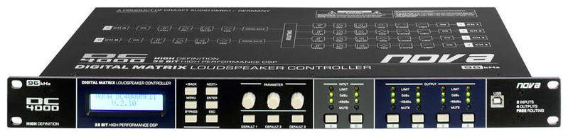 Кроссовер для звука Nova DC 4000 MK III автомалиновка ждановичи с фото 4000