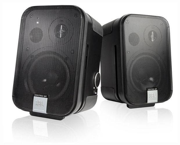 Подвесная настенная акустика JBL Control 2 PS BK профессиональная активная акустика jbl vp7212 95dpc