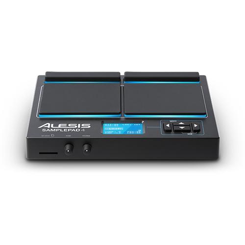 Перкуссия и пэд Alesis SamplePad 4 электронные барабаны alesis samplepad