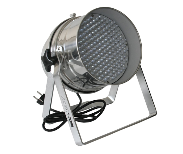 Прожектор LED PAR 64 INVOLIGHT LED Par64/AL free shipping 2 lot 18x10w led par64 led par 64