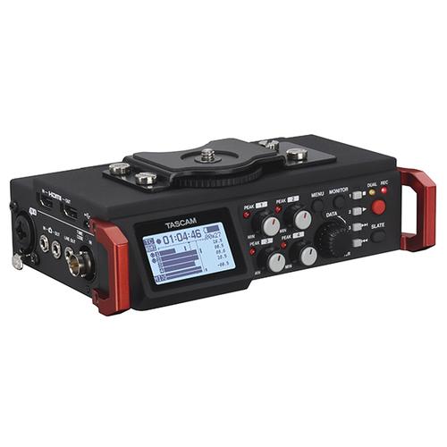 Рекордер Tascam DR-701D профессиональный рекордер tascam hd r1