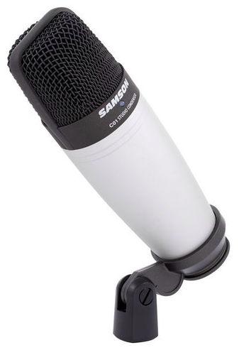 Микрофон с большой мембраной для студии Samson C01 samson rh600