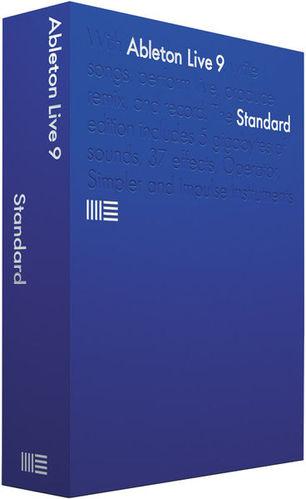 Софт для студии Ableton Live 9 Standard EDU григорий лепс парус live