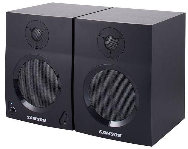 Активный студийный монитор Samson MediaOne BT5 samson rh600