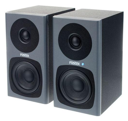 Активный студийный монитор Fostex PM0.3d grey активный студийный монитор fostex 6301nd