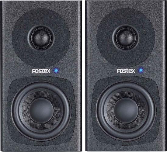 Активный студийный монитор Fostex PM0.3d black активный студийный монитор fostex 6301nd