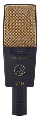 Микрофон с большой мембраной для студии AKG C414B-XL 2 автобагажник для мицубиси аутлендер xl 2