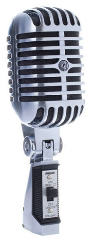 Динамический микрофон Shure SH55 Series II стерео микрофон shure vp88