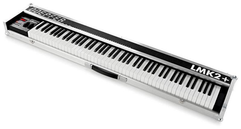 MIDI-клавиатура 88 клавиш Doepfer LMK2+ 88 GH midi клавиатура 88 клавиш miditech i2 stage 88