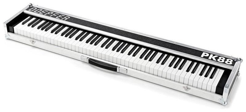 MIDI-клавиатура 88 клавиш Doepfer PK88 GH midi клавиатура 88 клавиш miditech i2 stage 88