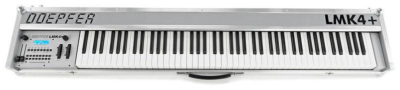 MIDI-клавиатура 88 клавиш Doepfer LMK4+ 88 GH grey midi клавиатура 88 клавиш miditech i2 stage 88