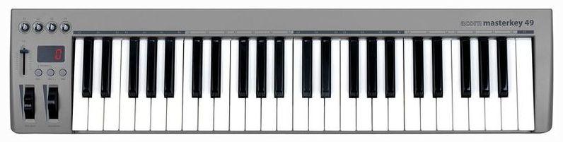 MIDI-клавиатура 49 клавиш Acorn Masterkey 49