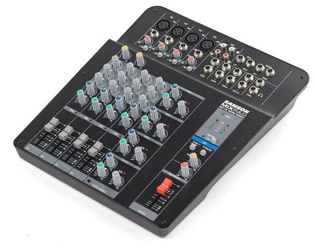 Аналоговый микшер Samson MixPad MXP 124 samson z35