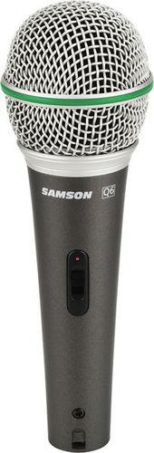 Динамический микрофон Samson Q6 микрофон samson c01u pro usb