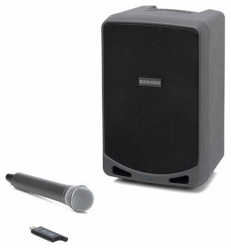 Активная акустическая система Samson XP106W акустическая система samson expedition xp 1000b