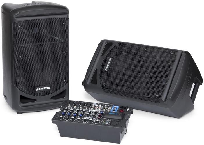 Активная акустическая система Samson Expedition XP800 samson rh600