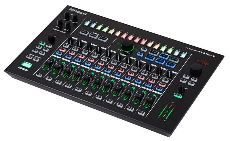 Цифровой микшер Roland Aira MX-1 драм машина roland aira tr 8